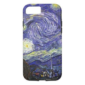 Sternenklare Nacht Van Gogh iPhone 8/7 Hülle