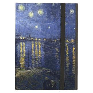 Sternenklare Nacht Van Gogh über der Rhône