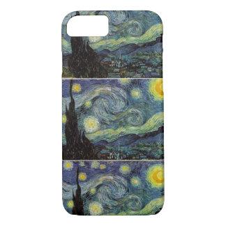 Sternenklare Nachtfall iPhone 7 Hülle
