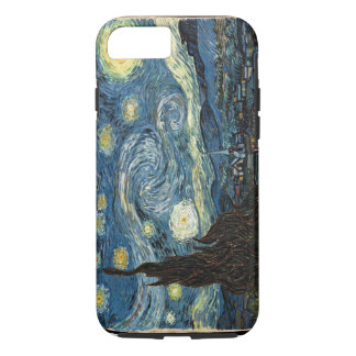 Sternenklare Nachtvan gogh iPhone 7 Fall iPhone 7 Hülle