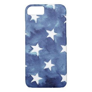 Sternenklare NachtweihnachteniPhone 6 Fall iPhone 7 Hülle