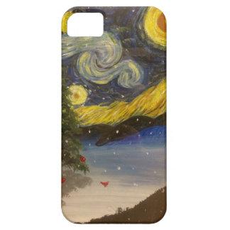 Sternenklarer Heilige Nacht Iphone 5/5s Fall iPhone 5 Hüllen