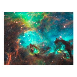Sternhaufen NGC 2074 Postkarten