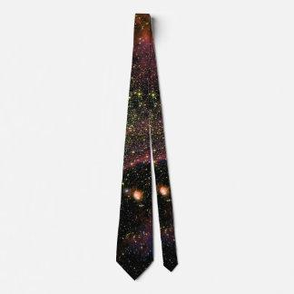 STERNHAUFEN NGC-346 (Weltraum) ~.jpg Individuelle Krawatte