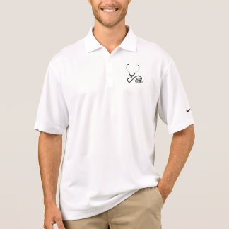 STETHOSKOP Nike-Polo-Shirt Poloshirt