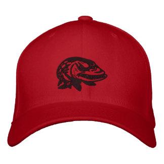 Sticken Sie wütendes moschusartiges Logo - Bestickte Kappe