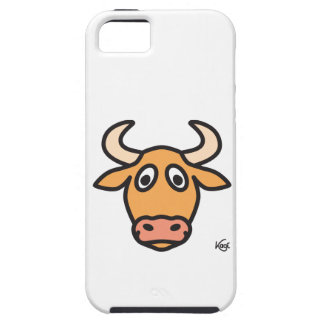 Stier iPhone 5 Hülle