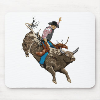 Stier-Reiter Mousepad