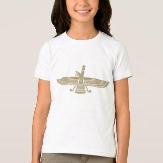 Stilisiertes Faravahar T-Shirt