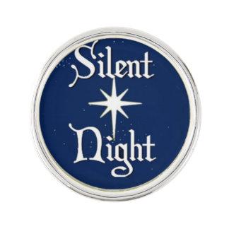 Stille Nacht Anstecknadel
