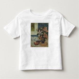 Stillleben mit einer Mandoline, 1885 Kleinkinder T-shirt