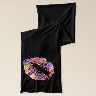Stilvolle Lippen #29 Schal