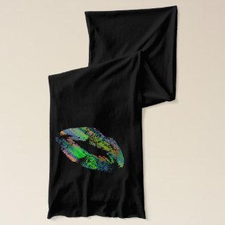 Stilvolle Lippen #2 Schal