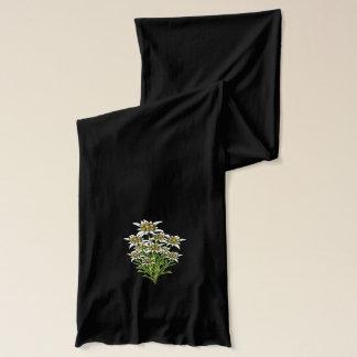 Stilvoller Edelweiss Schal