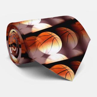 Stilvoller einzigartiger moderner Basketball Individuelle Krawatte