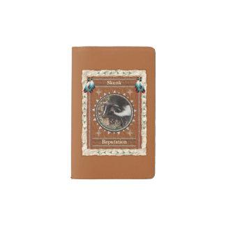 Stinktier - Ansehen-Notizbuch-Moleskin-Abdeckung Moleskine Taschennotizbuch