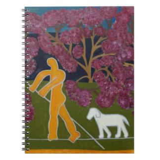 Stochern im Fluss Avon 2011 Notizbücher