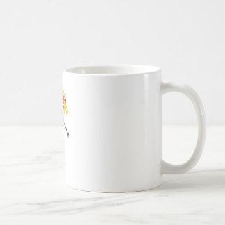 Stock-Mädchen Tasse