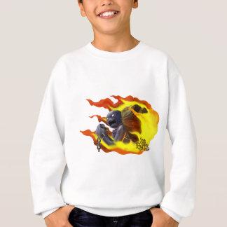Stock-Reiche - Auftrags-Riese Sweatshirt