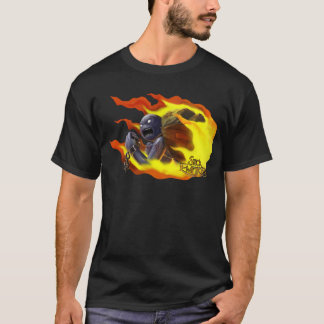 Stock-Reiche - Auftrags-Riese T-Shirt
