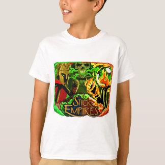 Stock-Reiche - die 3 Reiche T-Shirt