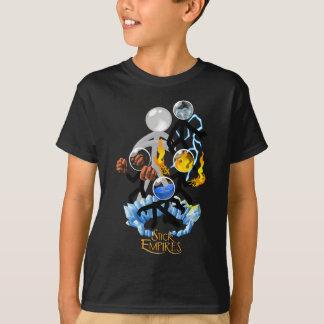 Stock-Reiche - elementares Reich T-Shirt
