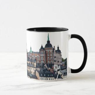 Stockholm-Ansicht Tasse