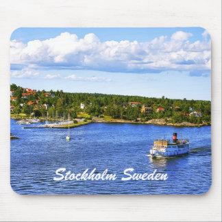 Stockholm-Bucht Mauspad