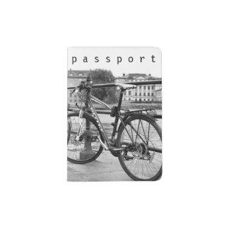 Stockholm-Fahrrad Passhülle