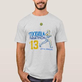 Stockholm-Marathon Schweden T-Shirt