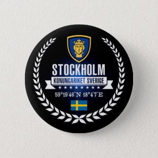 Stockholm Runder Button 5,1 Cm