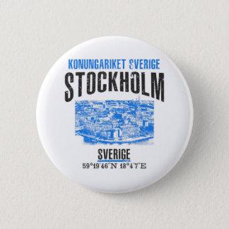 Stockholm Runder Button 5,7 Cm