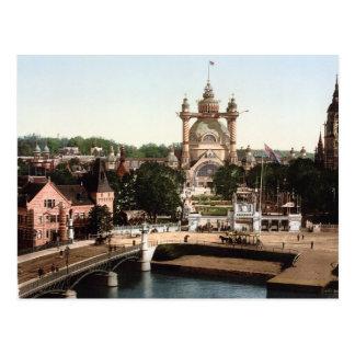 Stockholm Schweden Postkarte