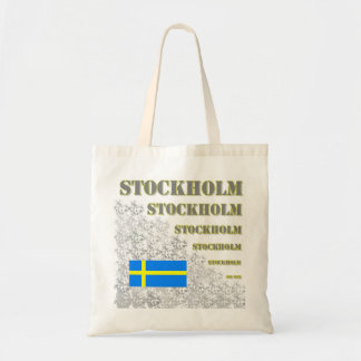Stockholm Tragetasche