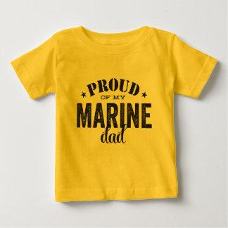 Stolz auf meinen MARINEvati Baby T-shirt
