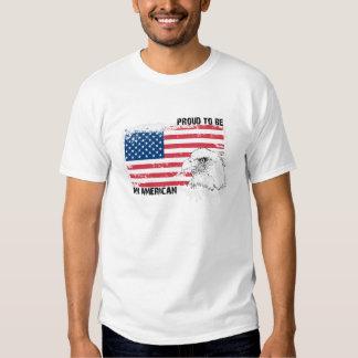 Stolz, ein Amerikaner zu sein T-Shirt