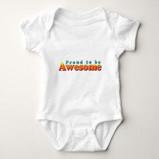 Stolz, fantastisch zu sein baby strampler