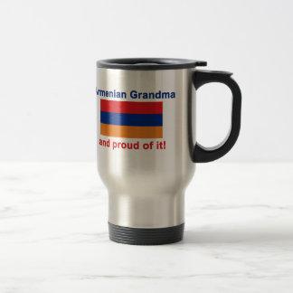 Stolze armenische Großmutter Reisebecher