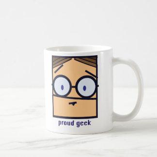 stolze Geek-Tasse Tasse
