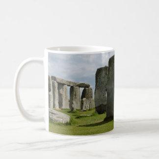 Stonehenge 2 Platte Klassiker-Tasse Tasse