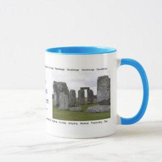 Stonehenge Customizeable Tassen