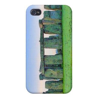 Stonehenge iPhone 4 Schutzhüllen