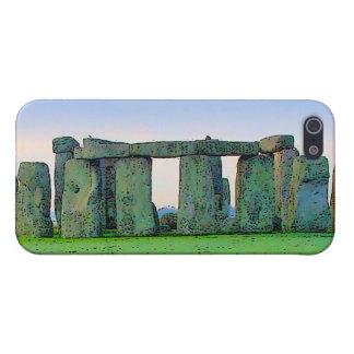 Stonehenge iPhone 5 Etui