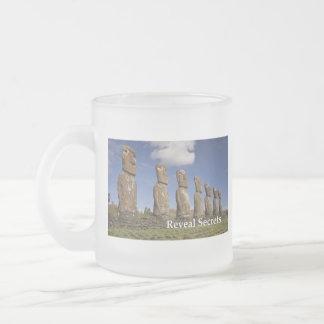 Stonehenge klassische weiße Tasse