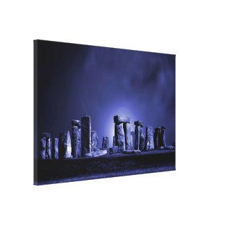 Stonehenge Magie Leinwanddruck