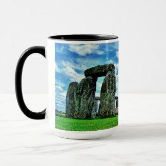 Stonehenge Tasse