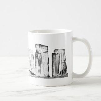 Stonehenge Weiß die MUSEUM Zazzle Geschenke Tasse