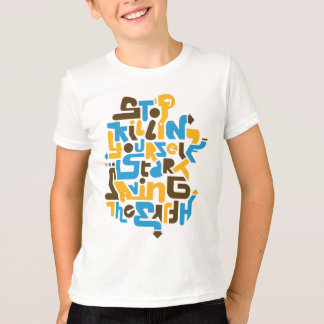 stopkillingyaself T-Shirt