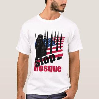 STOPPEN SIE DIE MOSCHEE T-Shirt