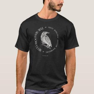 Strand gotische Rabe T-Shirt